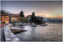 Varenna Harbor by Brad Jaeck